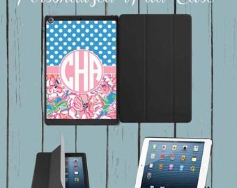 iPad Case iPad Mini case iPad Air case Lilly Pulitzer Inspired Monogram iPad Case Monogram Personalized