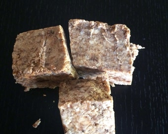 Handmade African Black Soap