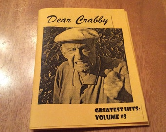 Dear Crabby Issue #3