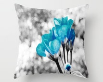Popular Items For Floral Throw Pillows On Etsy