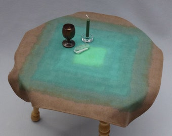 Elemental Altar Cloth - Air, Earth, Fire, or Water
