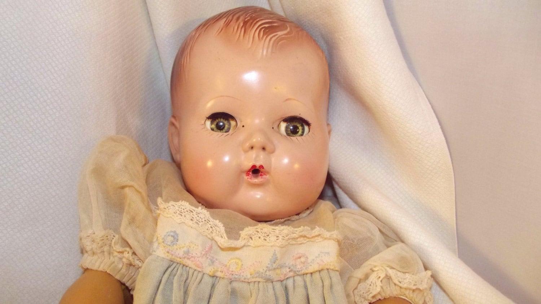 Vintage Tiny Tears Doll 53