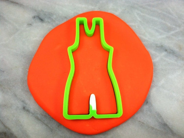 Wrestling Singlet Outline Cookie Cutter By Thecookiecutterlady
