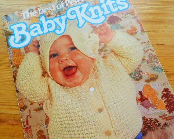 Peter Pan Baby Knitting Patterns : The Best of Peter Pan Baby Knits Wendy knitting pattern