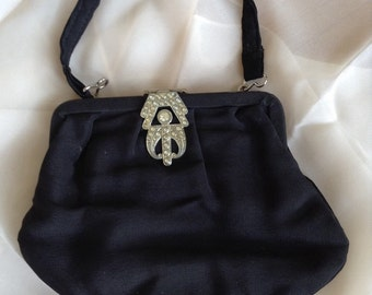 Art Deco evening bag