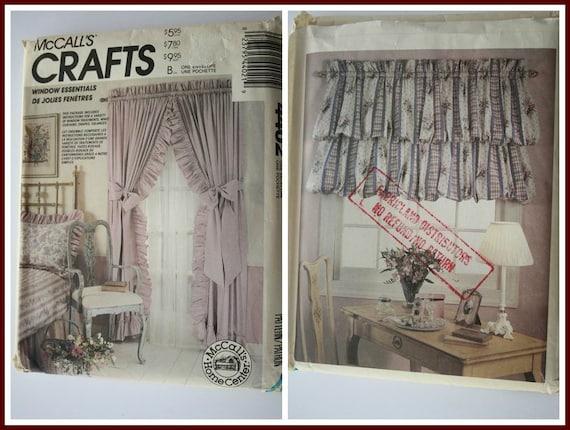 PRISCILLA Curtains Drapes Valances Unused UNCUT /UNUSED