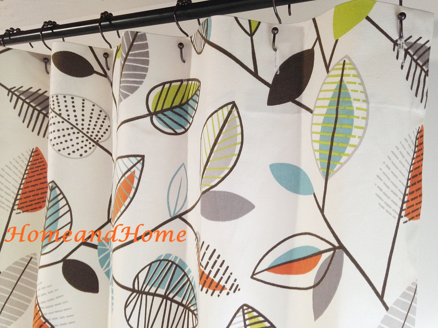 Extra Long Shower Curtains Fabric Vinyl Save Today