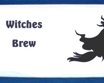 Witches brew mug