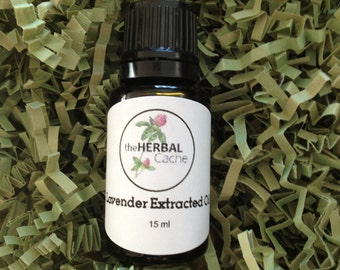 Lavender Extracted Oil