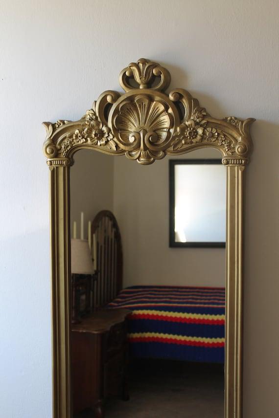 Ornate Mirror Full Length Mirror Floor Mirror By