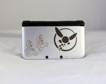 Legend of Zelda Decal, Navi, Zelda Fairy - Nintendo 3DS XL - Macbook Pro Sticker Vinyl for iPad or Car - LoZ