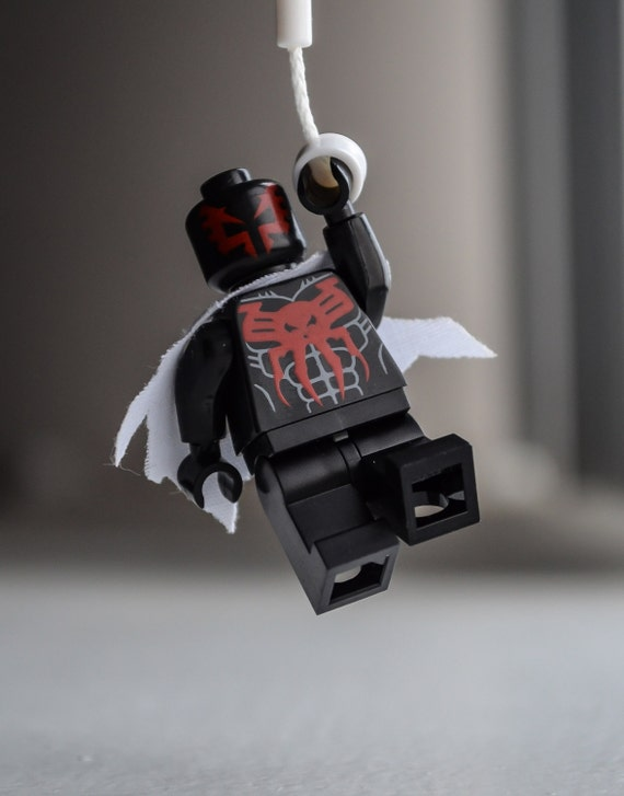 lego spiderman 2099 - photo #22