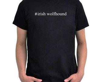 Hashtag Irish Wolfhound  T-Shirt