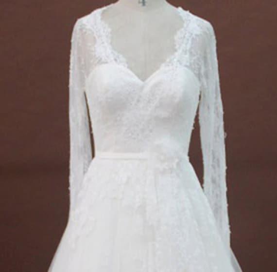 Llection for Robe de mariage en trou de serrure lazaro