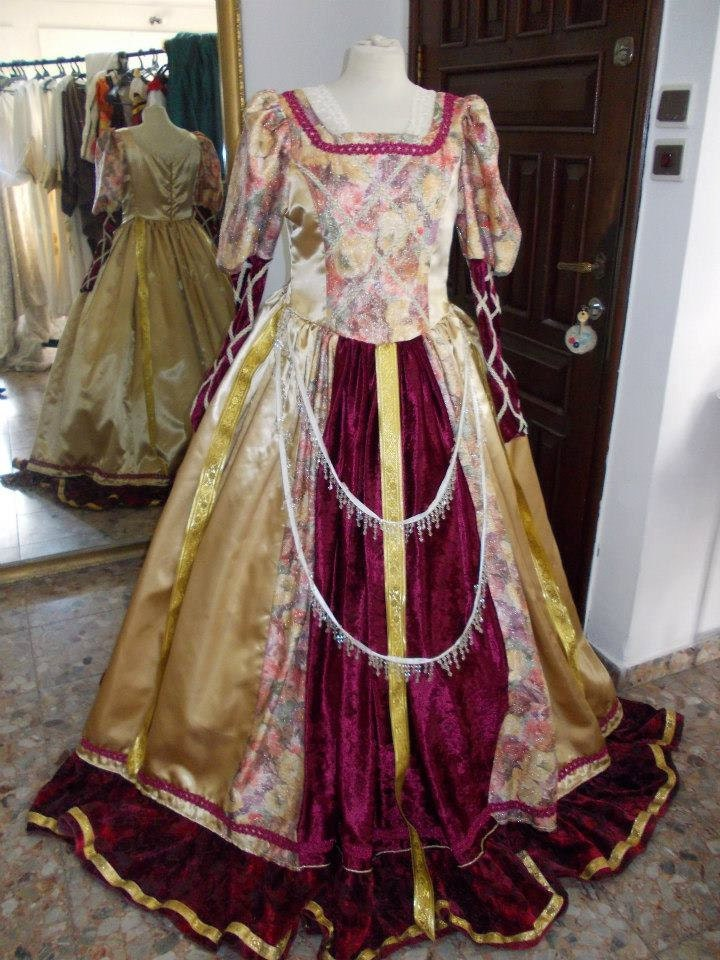 elizabethan era dresses - photo #4