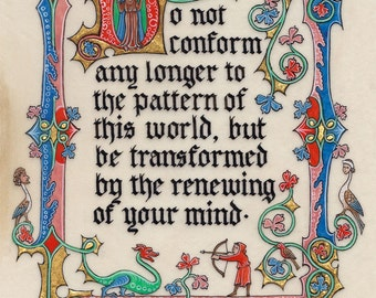 Renew the Mind Illumination