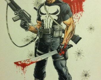 Punisher (Print)
