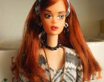 Barbie vintage OOAK Sweet Seventies