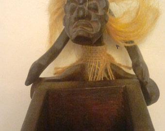SORCERER INDONESIA,sculpture, figure,carving