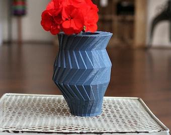 3D printed vase,Plastic vase,Minimalistic 3D printed vase,Industrial 3D printed vase,Futuristic 3D printed vase,Plastic vase,Modern vase
