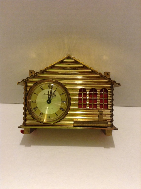 Remembrance Swiss Eight Day Alarm Clock