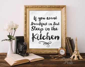 Kitchen art print Printable Kitchen Wall Art poster,kitchen decor, We Cook Love,hand lettered calligraphy typographic print INSTANT DOWNLOAD