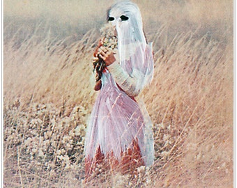 Ghost Maiden in the Meadow