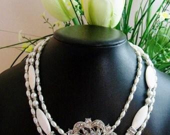 Crystal Elegance Necklace