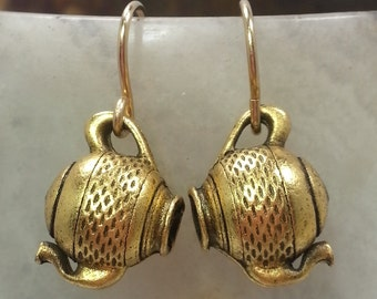 Tea For Two Earrings