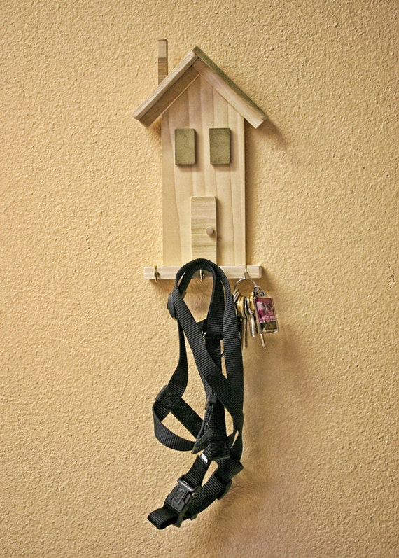 Wall Key Holder Key House Wall Hanging House