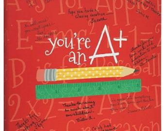Teacher Gift ~ Personalized Teacher Gift ~Classroom gift ~Custom Teacher Gift~Teacher Keepsake~