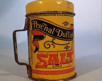 Percival Duffin's Salt Shaker