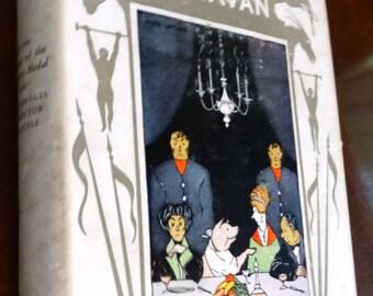 Doctor Dolittle's Caravan, Hugh Lofting, Hardcover with Dust Jacket 1954 Vintage