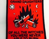 PATCH Grand Daughters of Witches