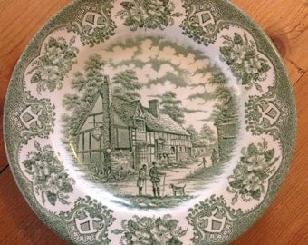 Old Inns Series Tableware Side Plate