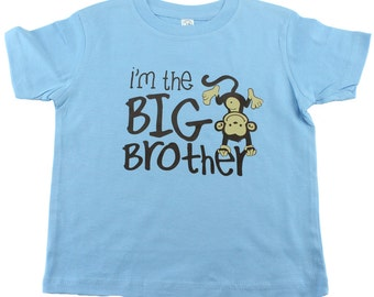 Big Brother Shirt, Big Bro, Sibling Shirts, Big Little Shirts, Big Brother T-Shirt, Big Bro T-Shirt, MKOSib