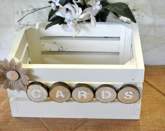 rustic wedding card box rustic wedding card holder wedding card box wedding card