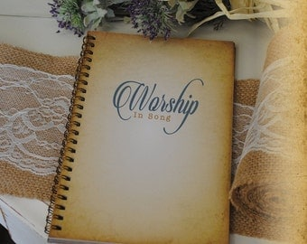 custom writing journals