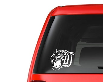 Tiger (A9) Vinyl Decal Sticker Car/Truck Laptop/Netbook Window