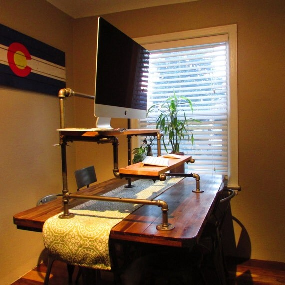 Stand Up Desk Conversion