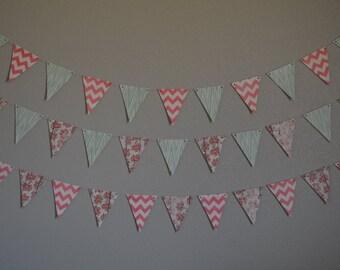 Handmade Pennant Banner