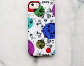 Holi Marble iPhone Case