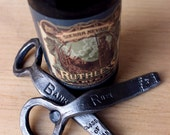 Bottle Openers Personalized with Names & Date - Gifts for Groomsmen, Wedding Favors or Custom Gift