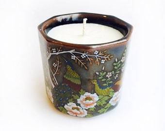 Japanese Tea Cup Scented Soy Candle