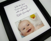 With a face like this 8 x 10 Photo Mat Design M111
