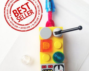LEGO Party Favor Necklaces ~ Decorate your Own ~ Great for a birthday party, decorations, supplies, crafts, or favors!