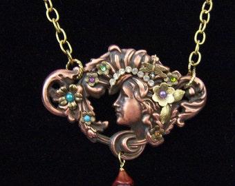 Misty Lady necklace
