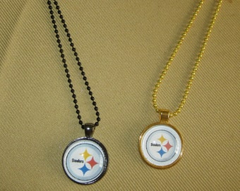Steelers Necklace Steelers Pendant