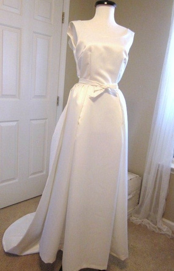 1960 39 s style wedding dress grace kelly style wedding for 1960 style wedding dresses