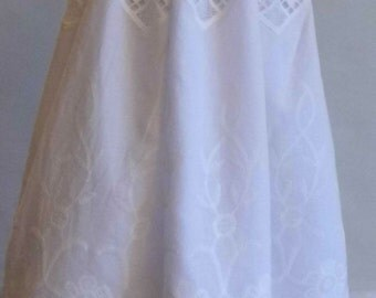 Amazing Grace  Lace Christening, Baptism, Blessing Gown, Dress